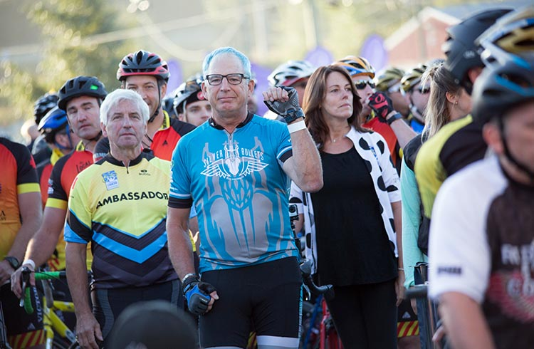People of all athletic abilities are encouraged to participate in the 10th annual Ride to Conquer Cancer in 2018