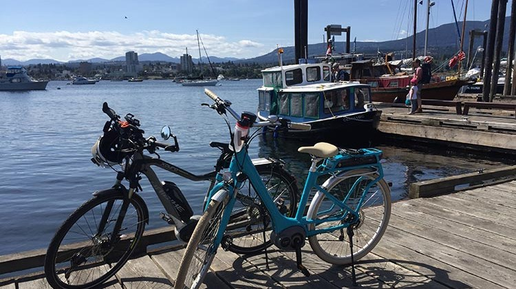 Guide to Biking on Newcastle Island, Nanaimo
