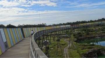Explore Sydney Olympic Park, Australia, on a Bike!