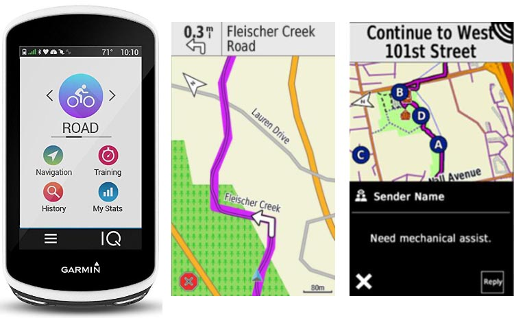 Garmin Edge 1030 vs 820 vs 520 GPS Bike Computers. The Garmin edge 1030 has an improved, more user-friendly dashboard, and several new features