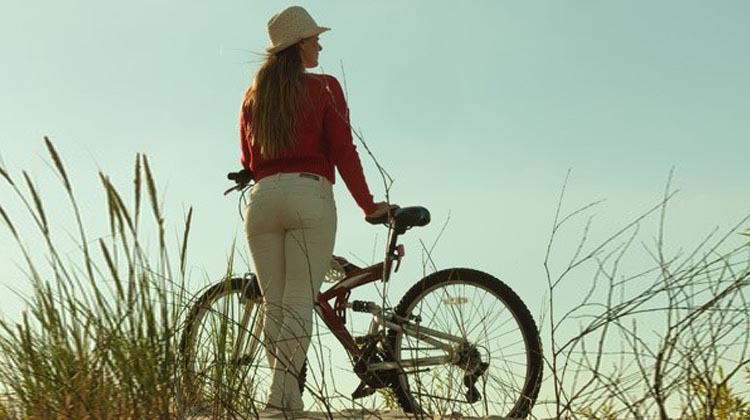 How to Choose a Comfortable Bike Saddle. Women may do better with WSD bike saddles.