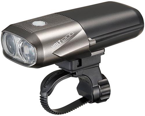 CatEye Volt 1200 Headlight - Best All Round Handlebar-mounted Commuter Bike Light