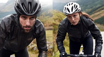 Gore Introduces its Newest Lightweight Shakedry Waterproof Cycling Jackets