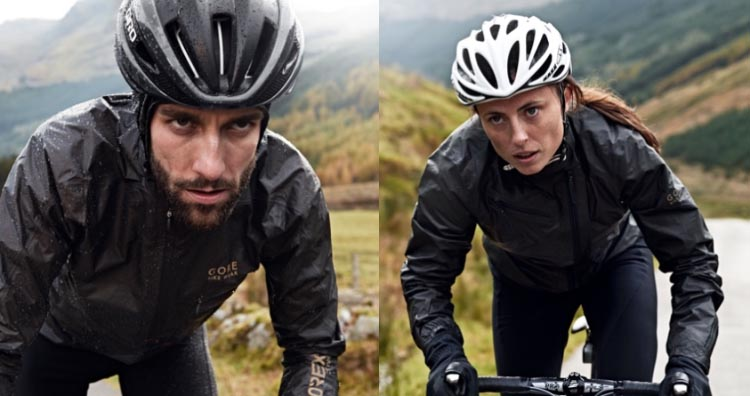 Gore has just updated its biggest seller – its ultra lightweight cycling jacket - by introducing its new Shakedry waterproof cycling jackets