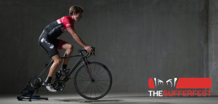 Garmin Teams up with Indoor Cycling Apps for Winter Indoor Cycling Training