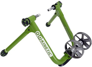 5 of the Best Budget Indoor Bike Trainers. The Kinetic Cyclone Bike Trainer uses wind resistance