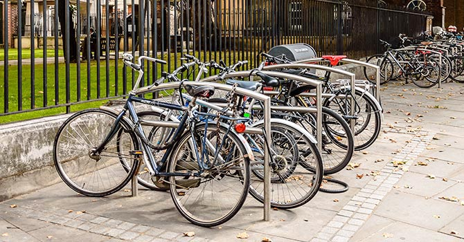 How to Protect Your Bike from Being Stolen. Public places – even busy cities with lots of CCTV cameras – won't necessarily stop determined bike thieves, if they think they can steal it quickly enough.
