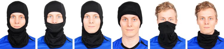 7 of the Best Cycling Balaclavas and Winter balaclavas – How to Choose the Best Balaclava. The Trendy Swede balaclava can be worn in a variety of ways