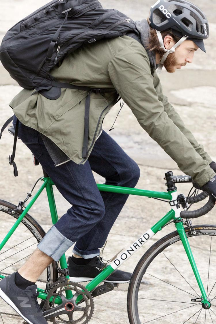 3 Regular-Looking Pants that Work Well as Cycling Pants: Resolute Bay Cycling Jeans