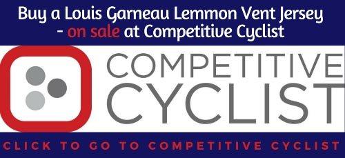 Louis Garneau Lemmon Vent Jersey
