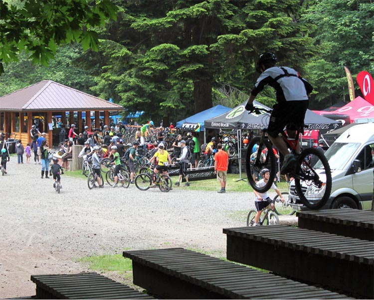 6 Can't-Miss Places to Ride Your Bike in Washington. Duthie Hill Mountain Bike Park, Issaquah, WA