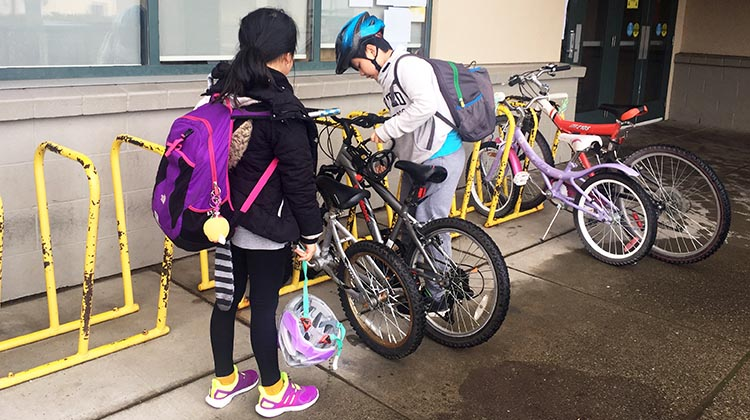 Bike to school week BC is coming soon