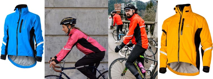 Showers Pass Elite 2.1 Waterproof Cycling Jacket Review