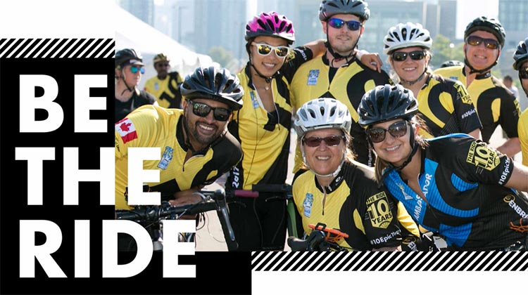 An interview with Dara Sheridan about her Ride to Conquer Cancer