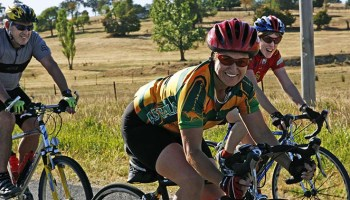 Join Australias Biggest Bike Riding Festival The Great Victorian Ride