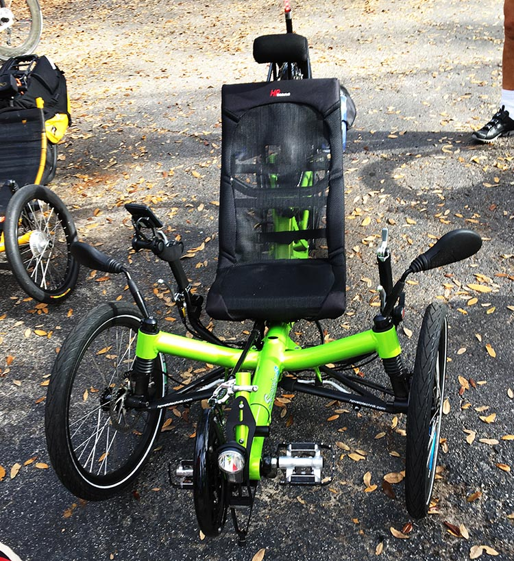 7 Tips for New Recumbent Trike Riders. Recumbent trikes are available in a wide variety of styles and colors - and price points
