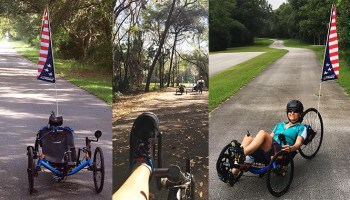 Catrike 700 Performance Recumbent Trike Review • Average Joe