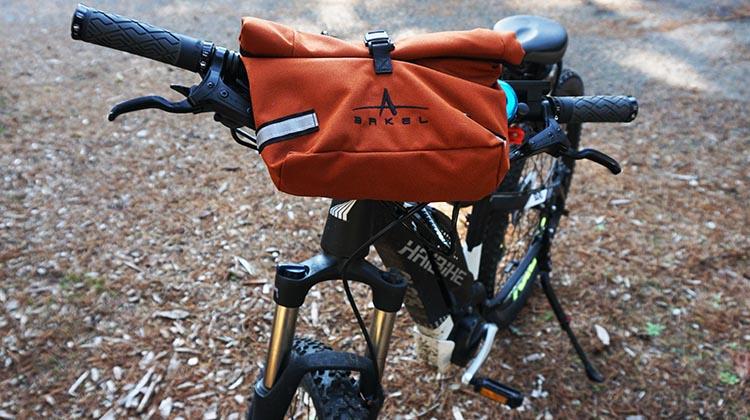 Review of the New Arkel Signature BB Waterproof Handlebar Bag