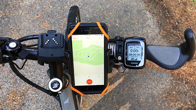 Smart Phone vs a Bike Computer for Recording Bike Rides - Which is Better? Which is better, a bike computer or your own smart phone? It's your call ...