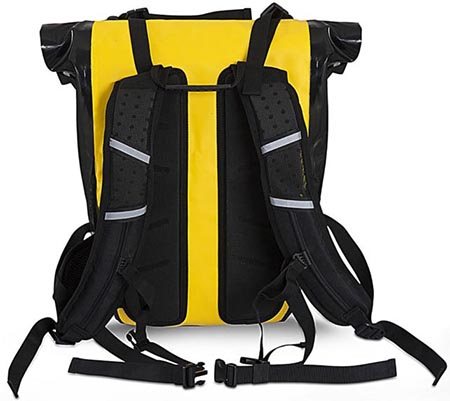 Craft Cadence Cycling Backpack Review. The advanced straps and air-vented supports make this backpack very comfy to wear