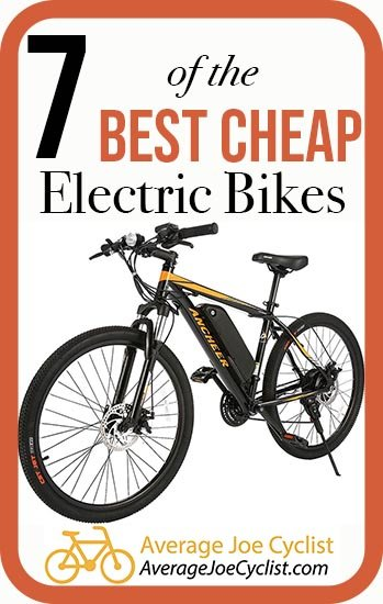 7 of the best cheap ebikes