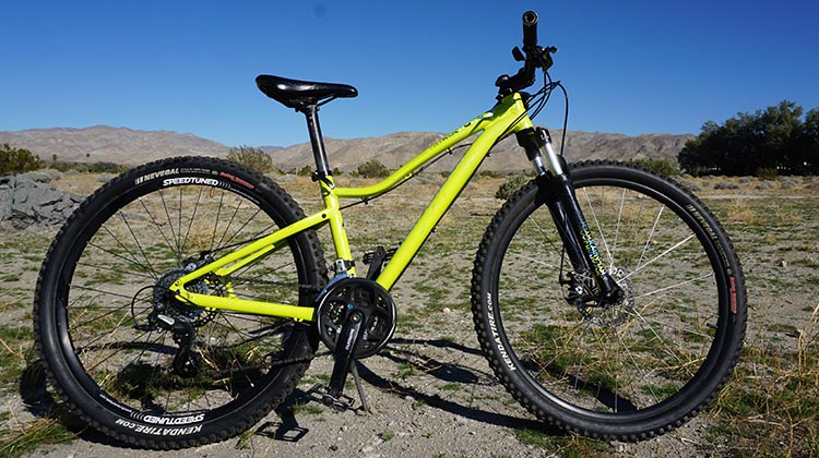 Mountain bike sales are soaring