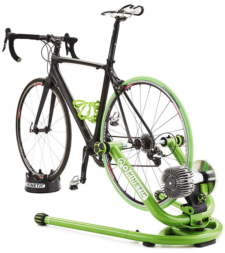 "5 of the Best Budget Indoor Bike Trainers. The <a href=""https://amzn.to/2TnZJbI"">Kinetic Rock and Roll</a> Smart bike trainer is a highly rated electronic SMART indoor trainer - that happens to sell for less than half the high-end smart trainers. And it's on sale right now!"
