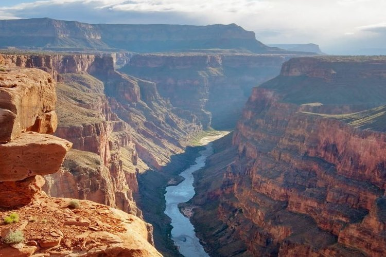 Rainbow Rim Trail 10, Grand Canyon, Arizona. Photo by the Grand Canyon Visitor Center