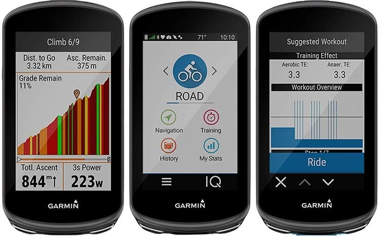 The new Garmin Edge 1030 Plus is just loaded with features