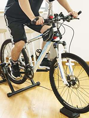 This indoor bike trainer would be a very welcome gift! That is why it is on our Ultimate Christmas Gift Guide for Cyclists
