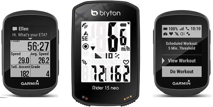 Garmin Edge 130 Plus vs Bryton Rider 15 Neo – Battle of the Entry-Level Giants
