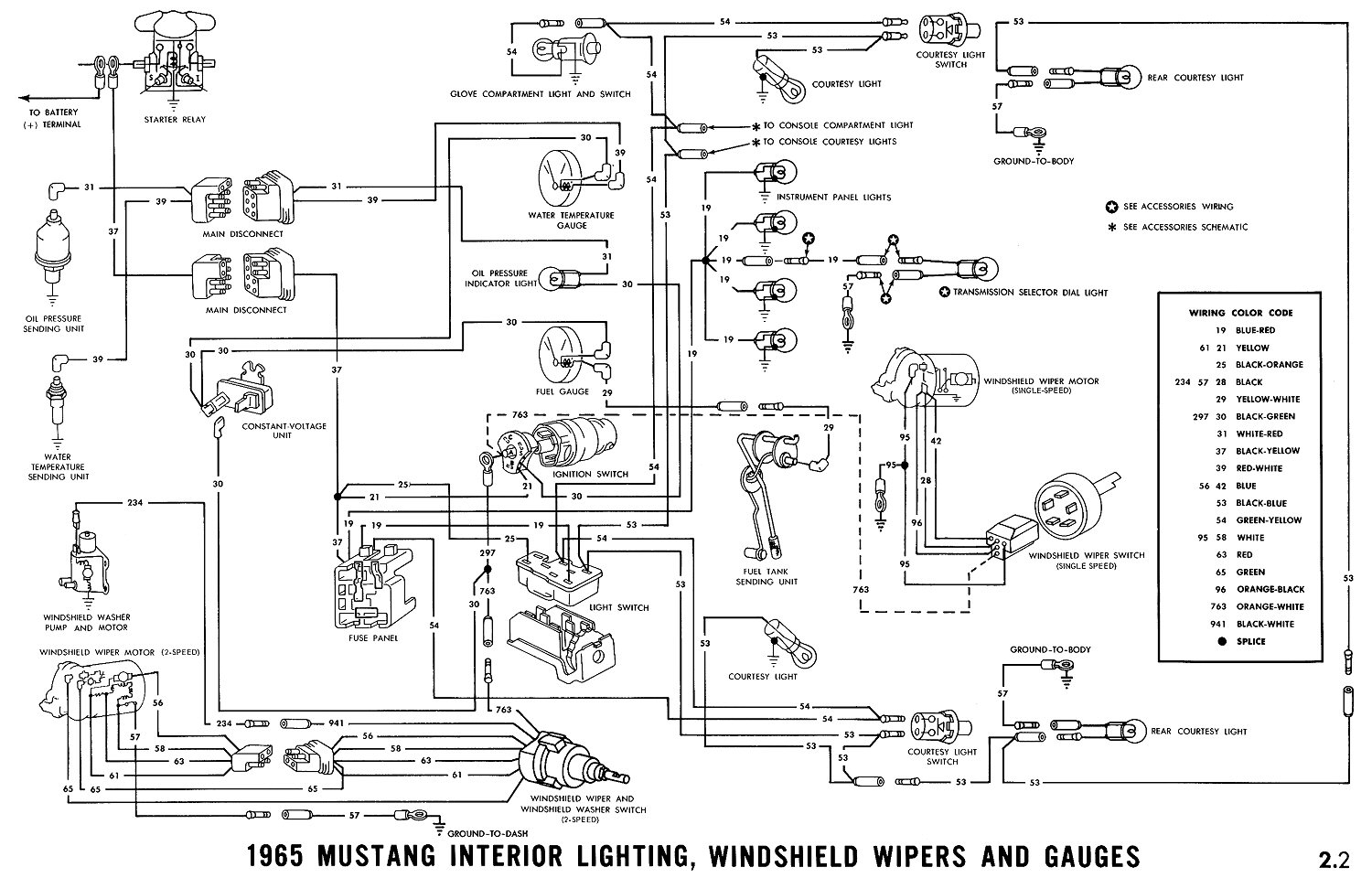 1965g?resize=840%2C538 1965 mustang wiring diagram manual periodic & diagrams science mustang 2060 wiring diagram at readyjetset.co