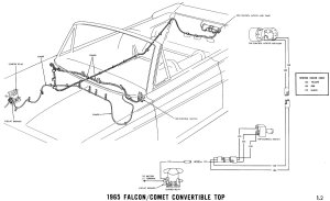 HELP  1966 Convertible Top Switch not working  Ford Mustang Forum