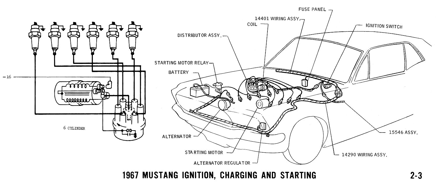 67 Camaro Steering Column Diagram