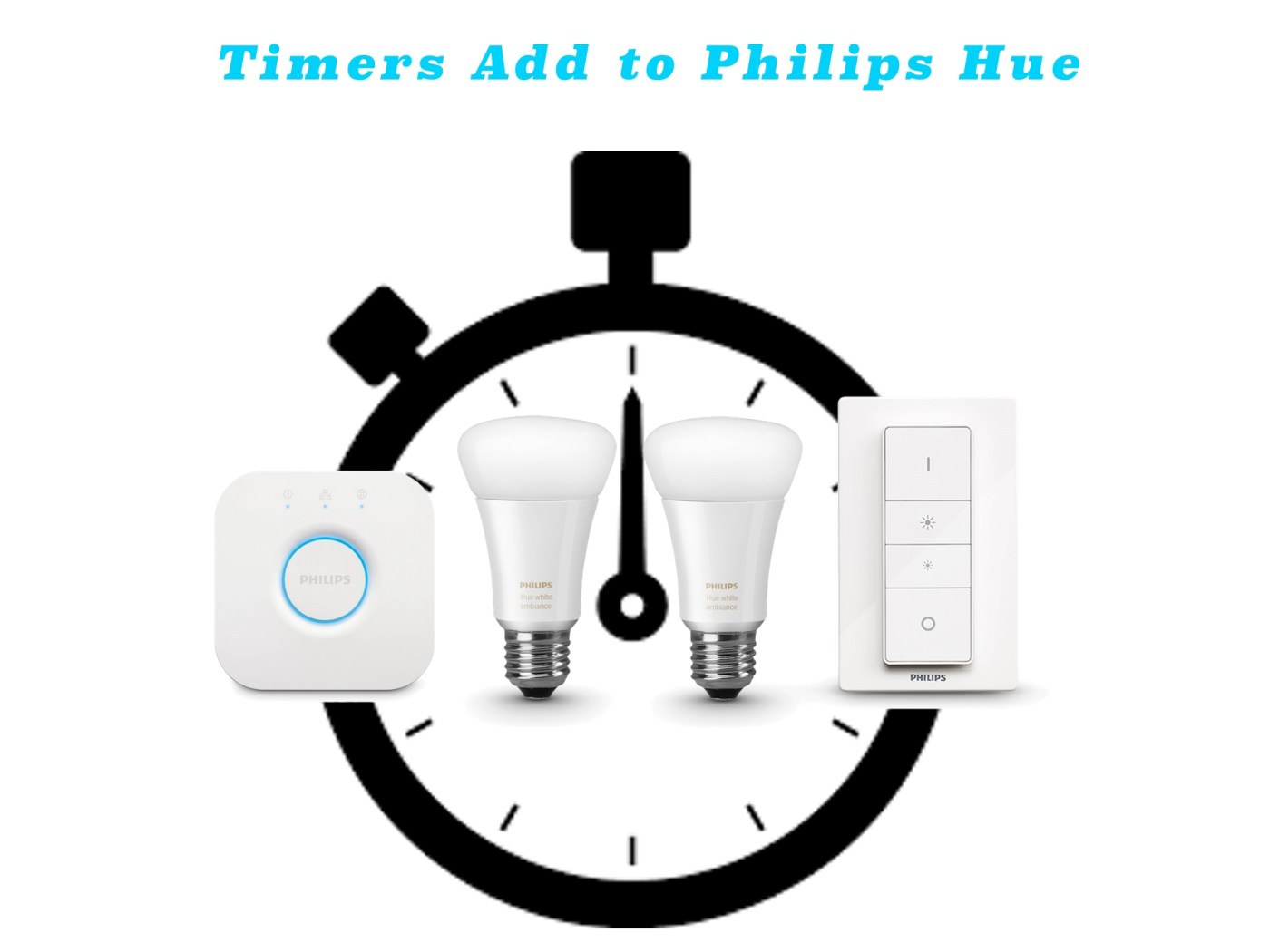 Philips Hue Update for iOS Adds Timer Support