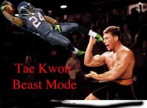 Tae Kwon Beast Mode
