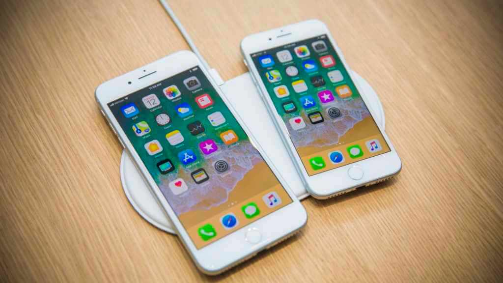 Wireless Charging IPhone 8 ATB