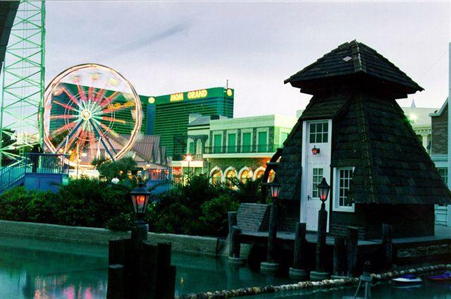 MGM Grand Adventures Theme Park