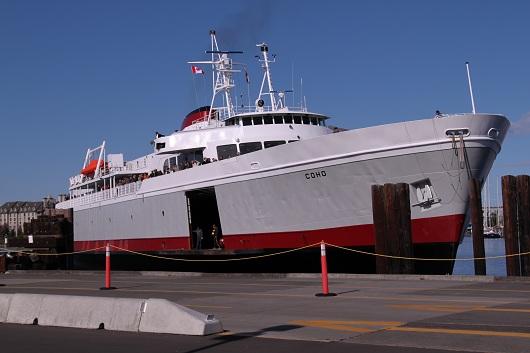 Coho Ferry Victoria Port Angeles