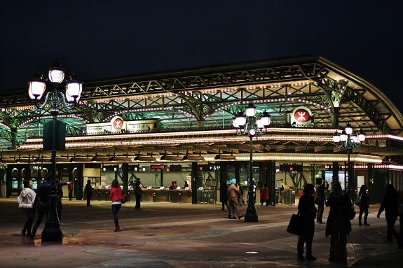 Hong Kong Disneyland Resort MTR Station