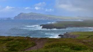 Sun and Rain, Grass and Sea
