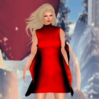 Lyrical B!zarre's gift Kerensa dress