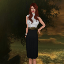 Ivana White Lace at Event @ 1st