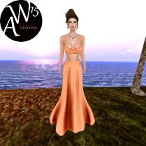 Erraza gown