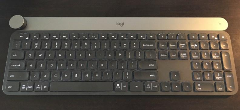 Craft Advanced Keyboard