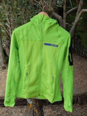 forro Terrex Stockhorn Fleece de Adidas Outdoor1