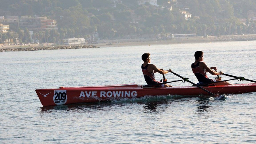 AveRowing Boats - Coastal