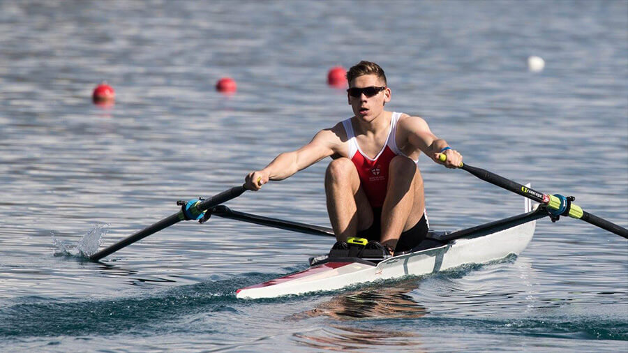 AveRowing Boats - Olympic
