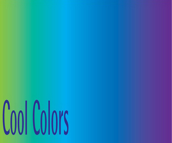 cool colors