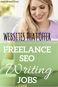 websites that offer freelance seo writing jobs